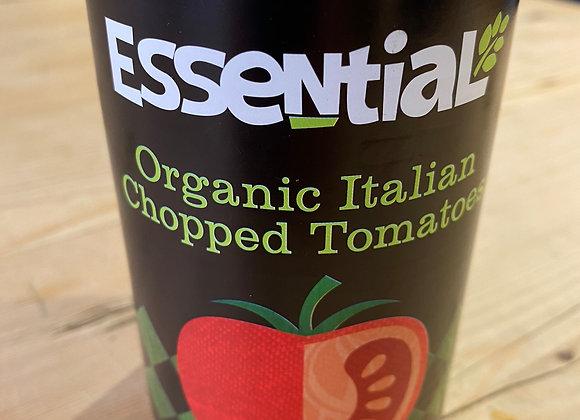 Chopped Tomatoes - Organic