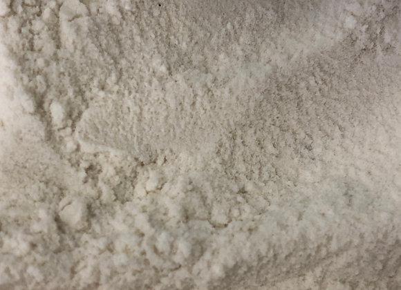 Plastic free organic gluten free brown rice flour