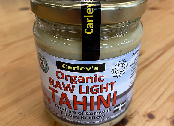 Raw Tahini Light - Organic