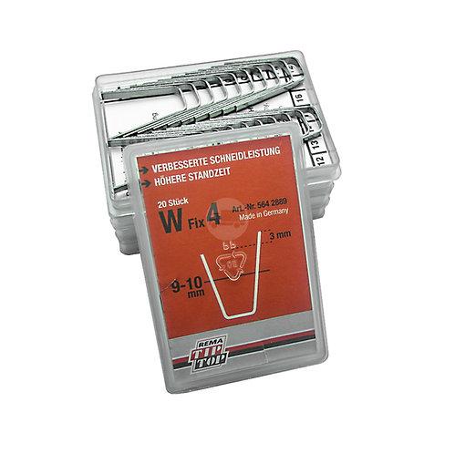 Schneidemesser R/W Fix 4