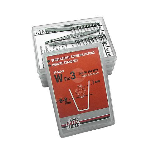 Schneidemesser R/W Fix 3
