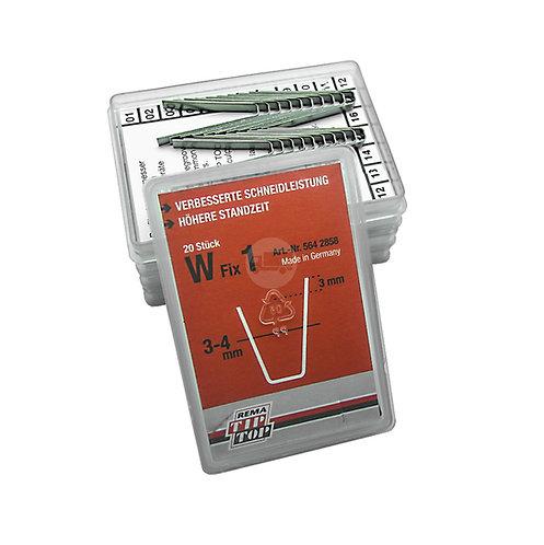 Schneidemesser R/W Fix 1