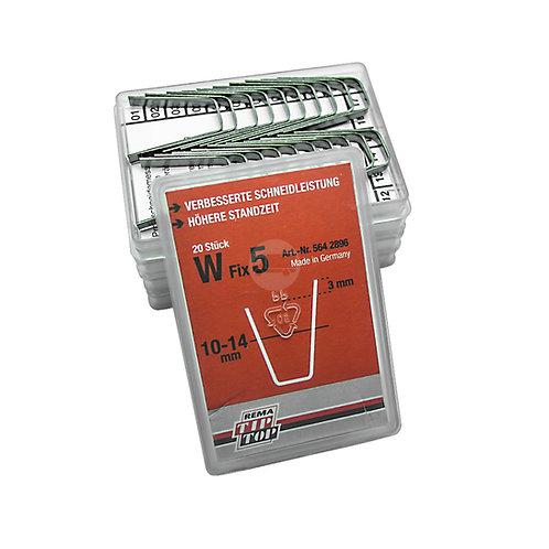 Schneidemesser R/W Fix 5