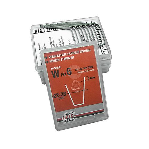 Schneidemesser W Fix 6