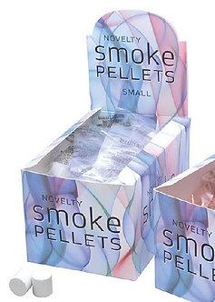 2PK ASST COLOURS SMOKE PELLETS (sold in 50s)