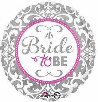ELEGANT BRIDE 18IN FOIL