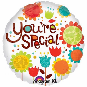FLOWERS YOURE SPECIAL 18IN FOIL