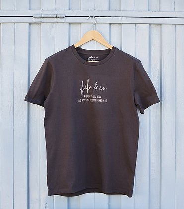 Fika Meaning Chocolate T-Shirt