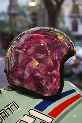 ArtRide Helmet Customized Size XL