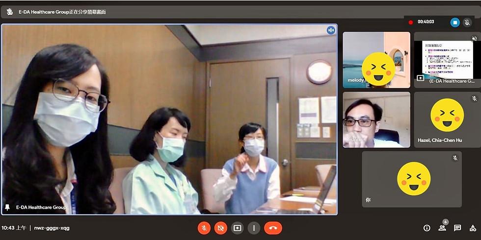 義大醫院+文藻小螺絲釘團隊 ————攜手送愛到越南