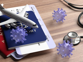 Traveling?  Quarantine Required