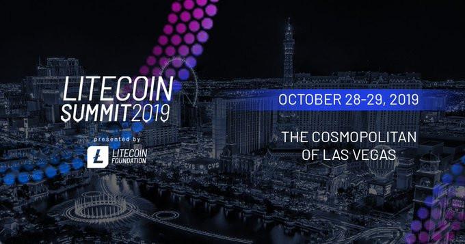 Litecoin Summit Banner