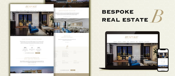 BESPOKE Real Estate Website Showcase (re