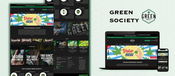 Green Society Website Showcase (ready) v