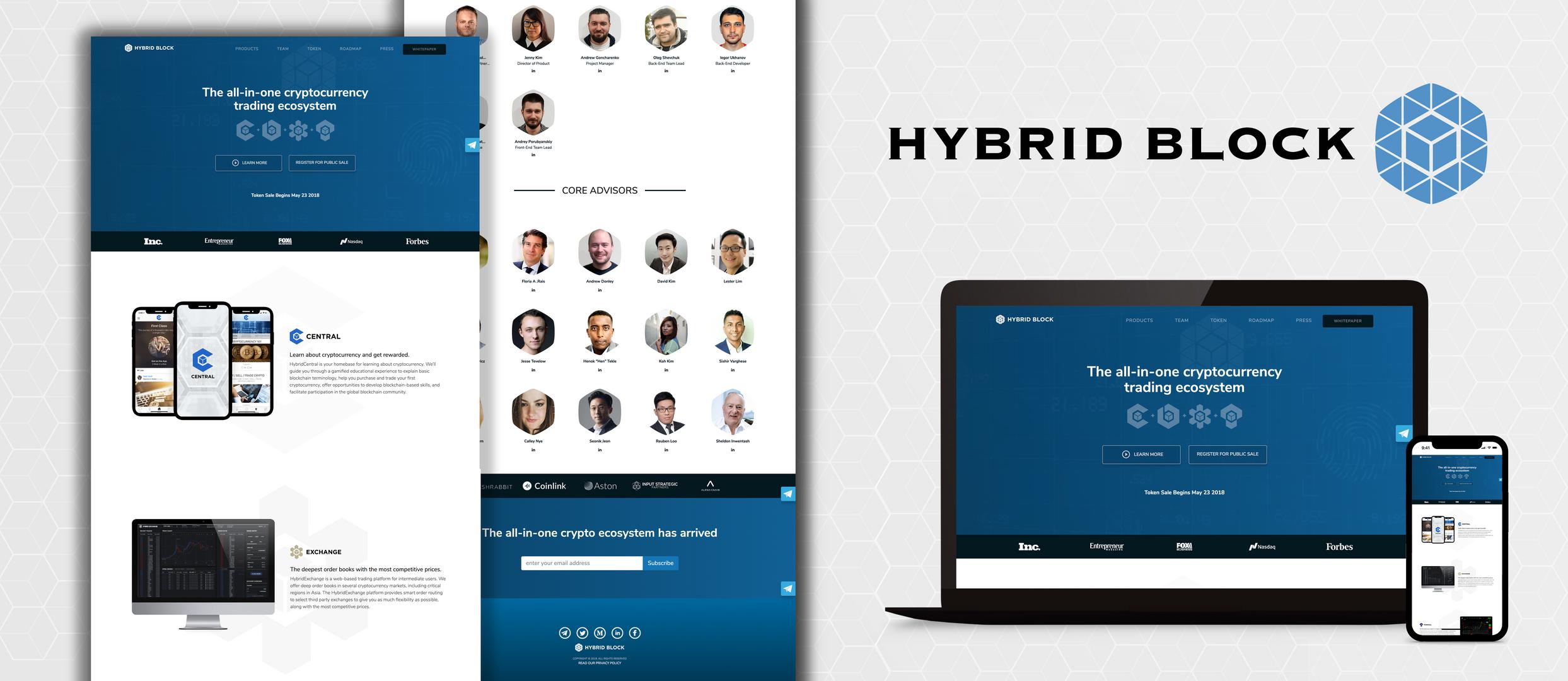HybridBlock SM Digital