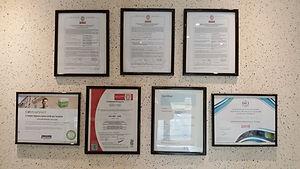 Chaudronnerie Bauloise - certifications