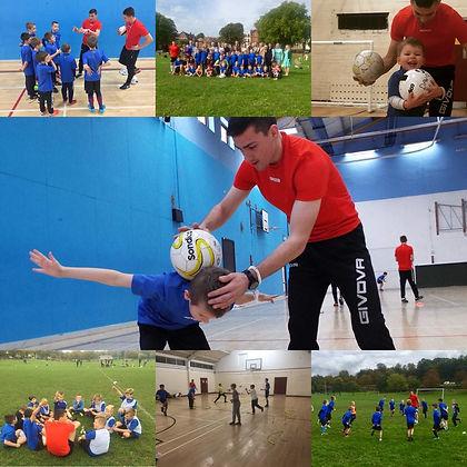 trening szkóła piłkarska nottingham