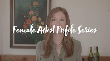 Female Artist Profile - Amy Campione