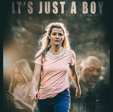 It's just a boy