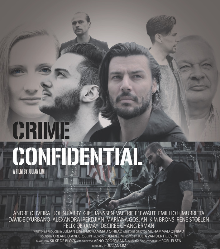 CRIME CONFIDENTIAL