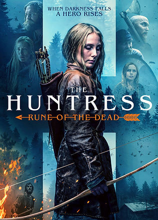 The Huntress - Rune of the Dead