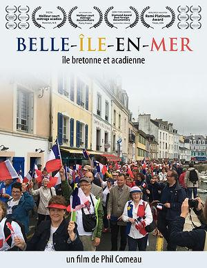 Belle-Île-en-Mer, a Breton and Acadian Island