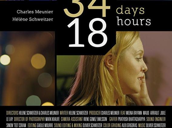 34 days, 18 hours