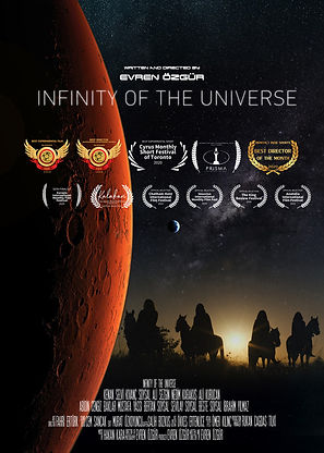 INFINITY OF THE UNIVERSE