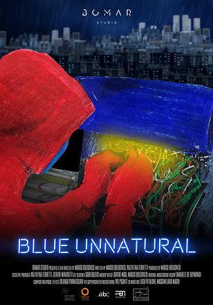 Blue Unnatural