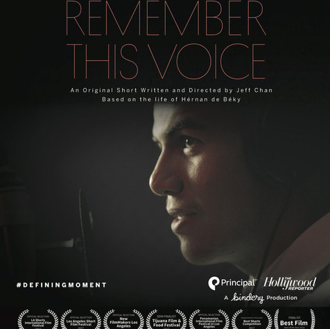 Remember This Voice