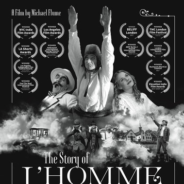 FILM REVIEW - THE STORY OF L'HOMME CIRQUE