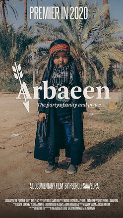 Arbaeen. The party of unity and peace