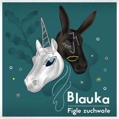 Blauka - Figle Zuchwale
