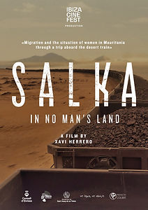 SALKA IN THE NO MAN´S LAND
