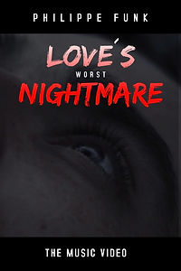 Love´s worst nightmare (ft. Liz Kretschmer) - Music video