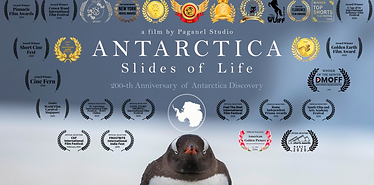 ANTARCTICA. Slides of Life