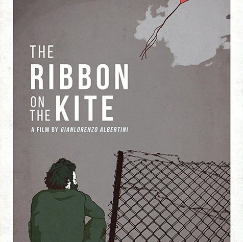 The ribbon on the Kite