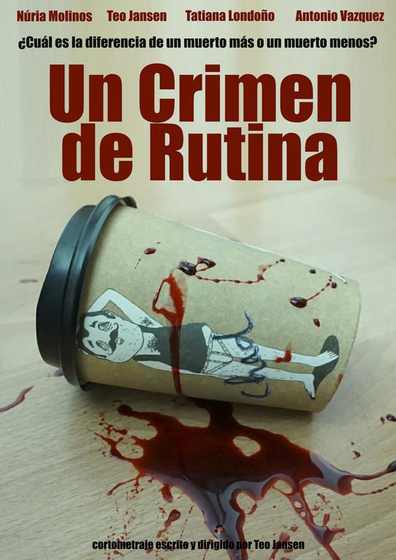 A ROUTINE MURDER
