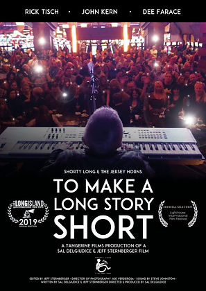 """""""To Make a Long Story Short"""" Shorty Long and the Jersey Horns"""