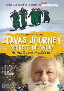 Slava's Journey: Secrets of Snow