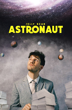 Astronaut ( by Jelly Bean )