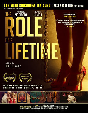 THE ROLE OF A LIFETIME