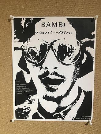 BAMBI, the antimovie
