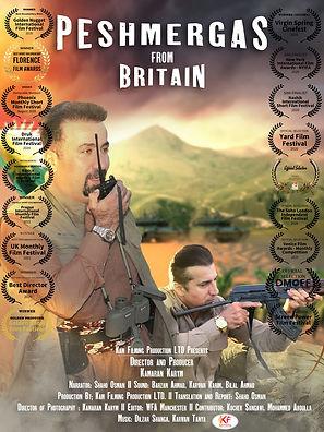 Peshmergas From Britain