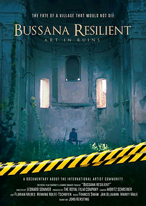Bussana Resilient   Art In Ruins
