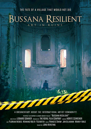 Bussana Resilient | Art In Ruins