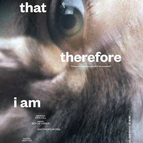 The Animal that therefore I am