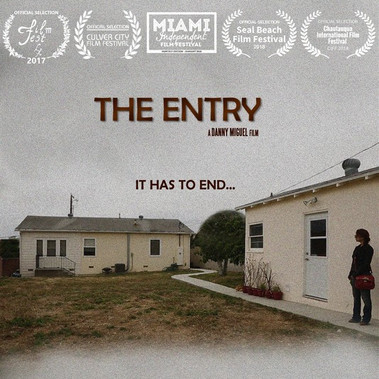 FILM REVIEW - THE ENTRY