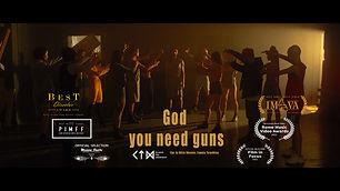 Close to Monday - God you need guns