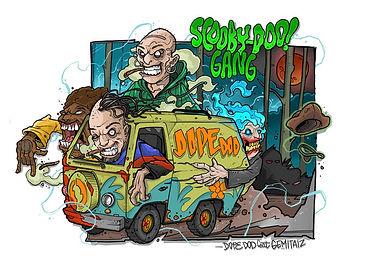 DOPE D.O.D. & GEMTAIZ - SCOOBY DOO GANG